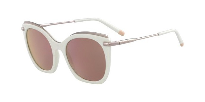Calvin Klein ck1238s 108 white/rose gold