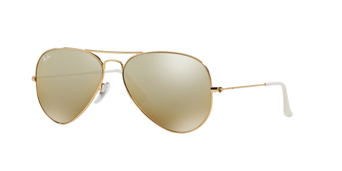 Ray Ban RB3025 Aviator Large Metal 0013K