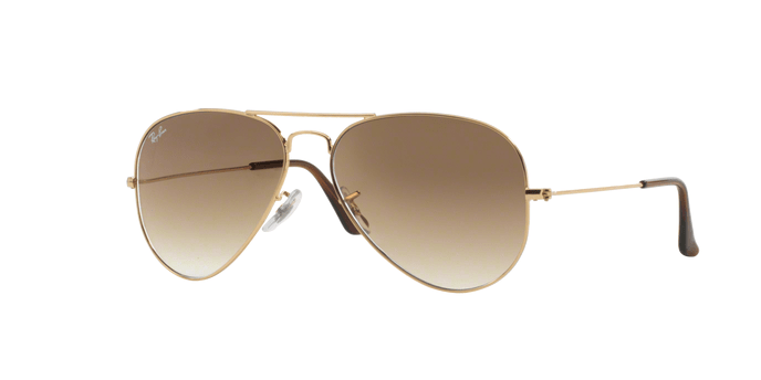Ray Ban RB3025 Aviator Large Metal 00151
