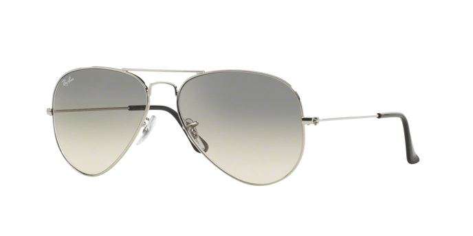 Ray Ban RB3025 Aviator Large Metal 00332