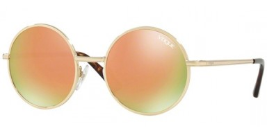 Vogue VO 4085S By Gigi Hadid Gold Pink