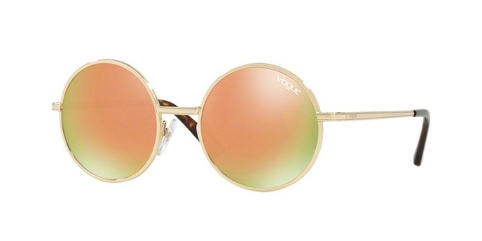 Vogue VO 4085S By Gigi Hadid Gold Pink