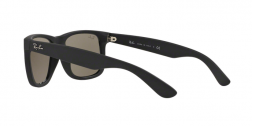 Ray Ban RB4165 JUSTIN 622/5A RUBBER BLACK
