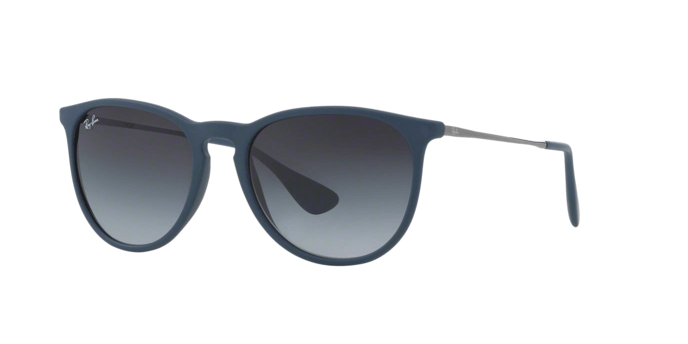 Ray Ban RB4171 ERIKA 60028G RUBBER BLUE