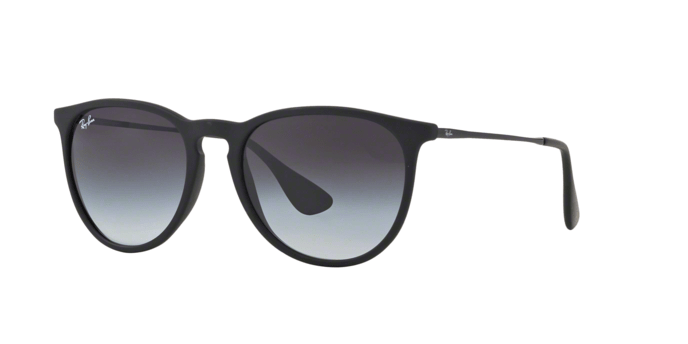 Ray Ban RB4171 ERIKA 6228G RUBBER BLACK