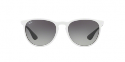 Ray Ban RB4171 ERIKA 631411 SHINY WHITE SP RED