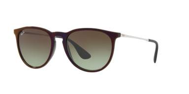 Ray Ban RB4171 ERIKA 6316E8 BLACK SP RED