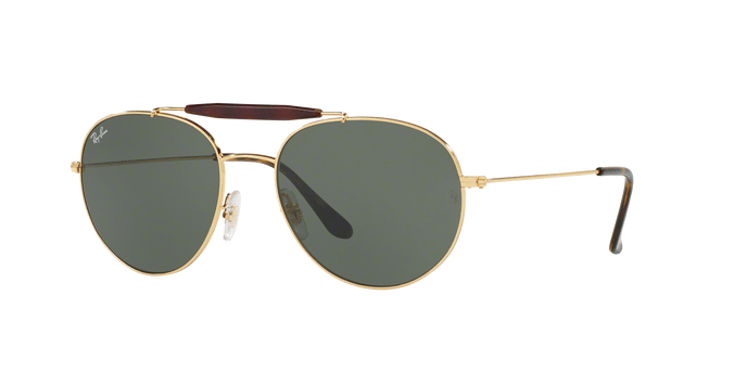 Ray Ban RB3540 001 GOLD