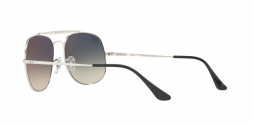 Ray Ban The General RB3561 Silver