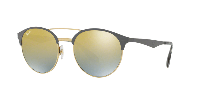 Ray Ban RB3545 9007A7 GOLDMATTE GREY
