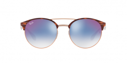 Ray Ban RB3545 9074X0 COPPER ON TOP HAVANA