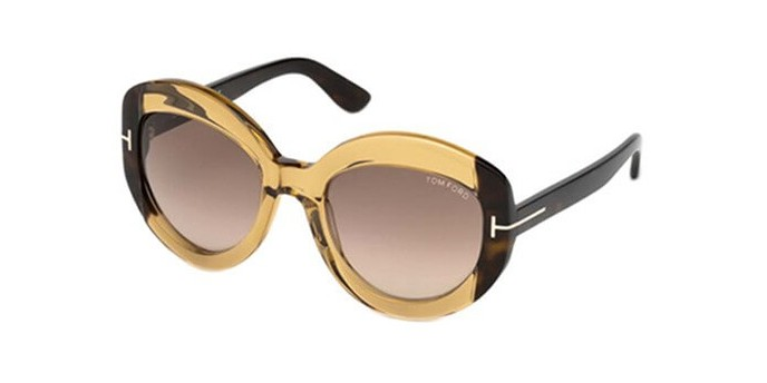 Occhiali da sole donna Tom Ford Bianca FT0581 47F