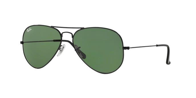 Occhiali da sole uomo/donna Ray Ban RB3025 Aviator Large Metal L2823