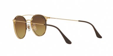 Ray Ban RB3546 900985 GOLD TOP BROWN