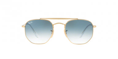 Ray Ban The Marshall RB3648 gold