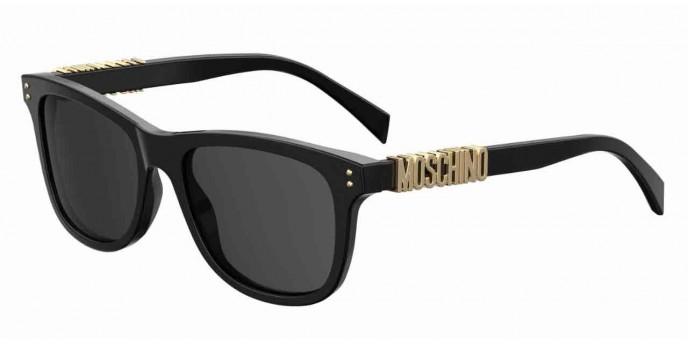 Occhiali da sole donna Moschino MOS003/S 807 rettangolari 2018