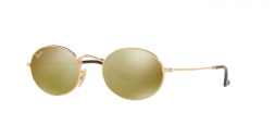 Ray Ban RB3547N 00193 GOLD
