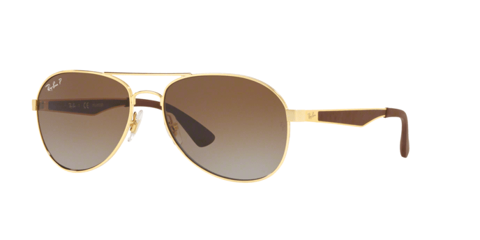 Ray Ban RB3549 001T5 GOLD