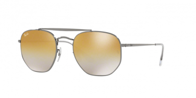 occhiali da sole Ray Ban The Marshall RB3648 lenti specchio