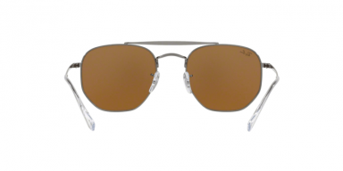 occhiali da sole Ray Ban The Marshall RB3648 canna di fucile