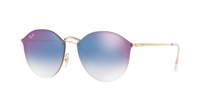 Ray Ban RB3574N 001/X0 GOLD