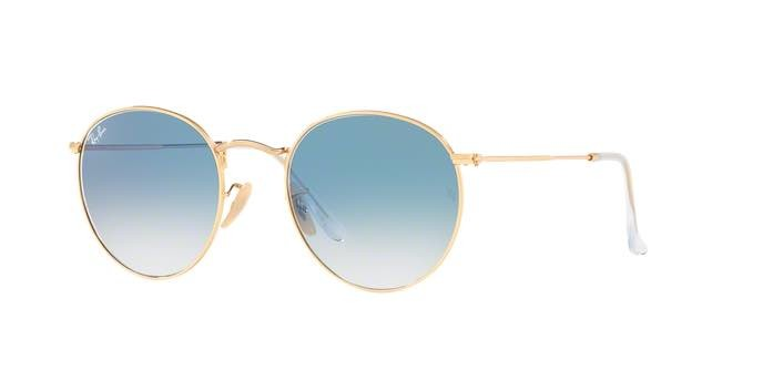 nuovo arrivo 176bb ae156 Ray Ban Round Metal RB3447N 001/3F