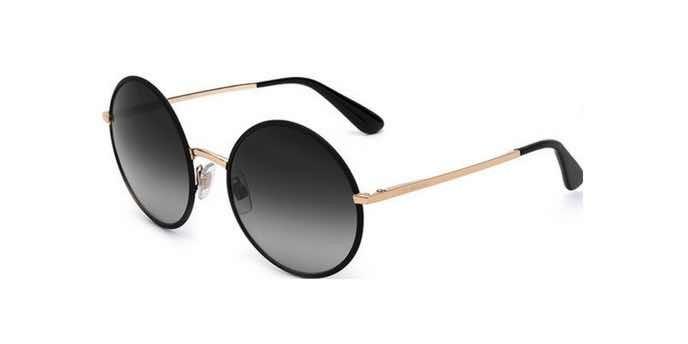 Occhiali da sole tondi donna Dolce&Gabbana 2018 1296/8G