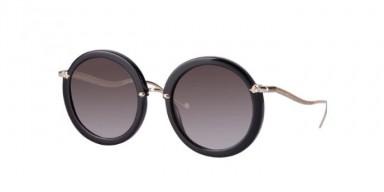 Occhiali da sole donna Liu Jo New Glamour 001 Rotondi Oversize