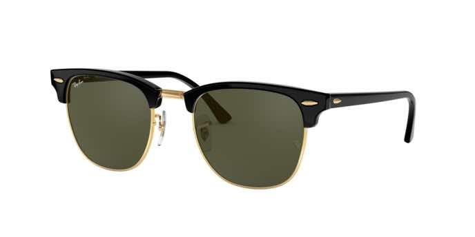 Occhiali sole uomo Ray Ban Clubmaster RB3016|Sconto Ray Ban Clubmaster