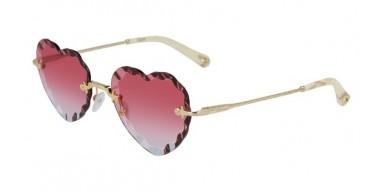 Occhiali da sole Chloé Rosie CE150S con lenti a cuore   Promozione