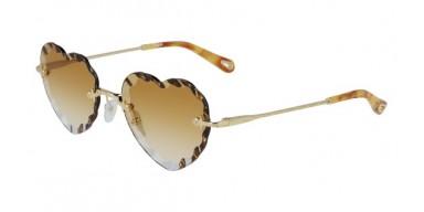 Occhiali da sole Chloé Rosie CE150S con lenti a cuore | Promozione