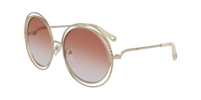 Occhiali da sole Chloé Carlina Chain CE114SC 724 | Saldi -30%