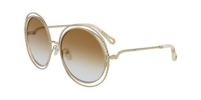 Occhiali da sole Chloé Carlina Chain CE114SC | Saldi -30%