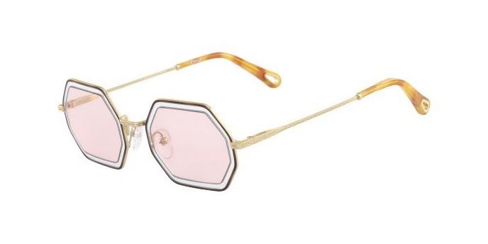 Occhiali da sole donna Chloé Tally CE146S 2019 Ottagonali | Promozione