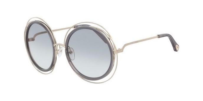 Occhiali da sole donna Chloé Carlina CE120SD 731 Oversize | Promozione