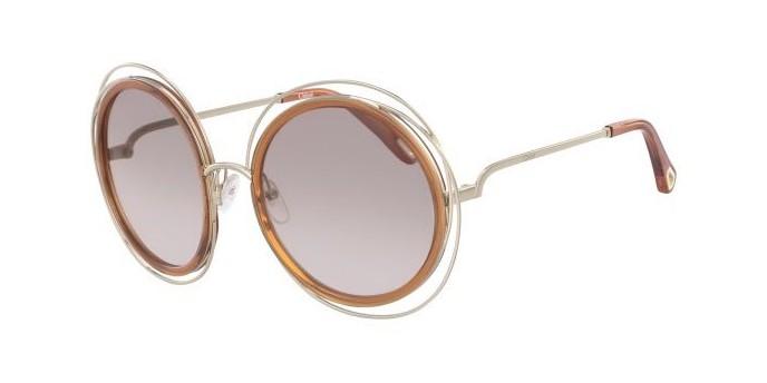 Occhiali da sole donna Chloé Carlina CE120SD 735 Oversize | Promozione
