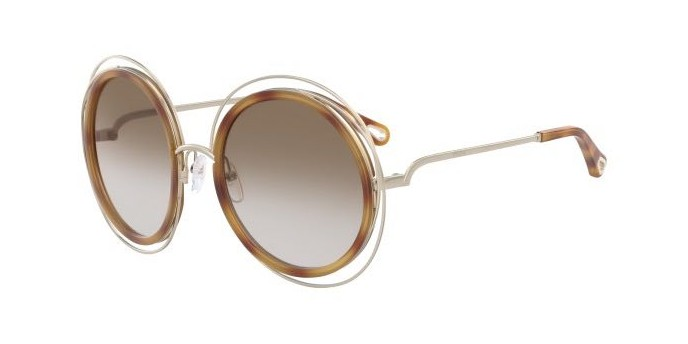 Occhiali da sole donna Chloé Carlina CE120SD 736 Oversize | Promozione