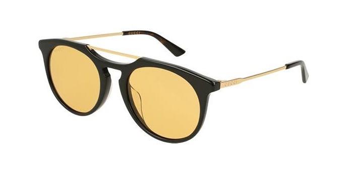Occhiali da Sole Uomo Gucci | Occhiali Gucci Rotondi GG0320S 002YY
