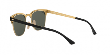 Ray Ban RB3716 187/58 GOLD TOP BLACK