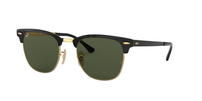 Ray Ban RB3716 GOLD TOP ON BLACK