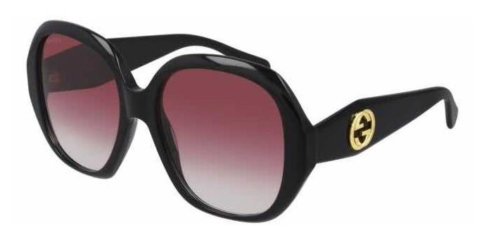Occhiali da sole donna Gucci GG0796S | Gucci Oversize | Saldi Gucci