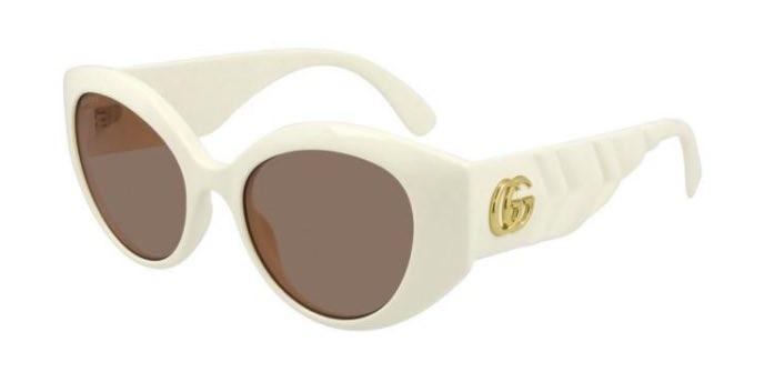 Occhiali da sole donna Gucci GG0809S | Gucci Oversize | Saldi Gucci