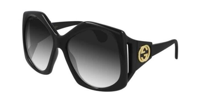 Occhiali da sole donna Gucci GG0875S | Gucci Oversize | Saldi Gucci