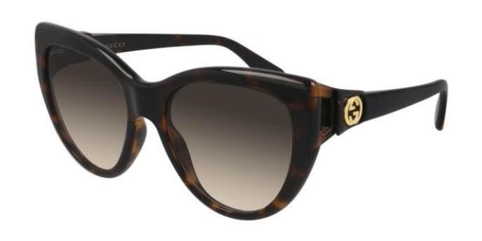 Occhiali da sole donna Gucci GG0877S | Gucci Cat-Eye | Saldi Gucci