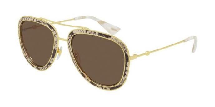 Occhiali sole donna Gucci GG0062S | Collezione 2021 |Promozione Gucci