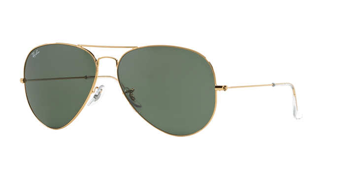 RB3026 AVIATOR LARGE METAL II L2846