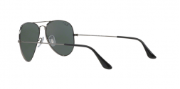 Ray Ban RB3025 Aviator Large Metal 00458